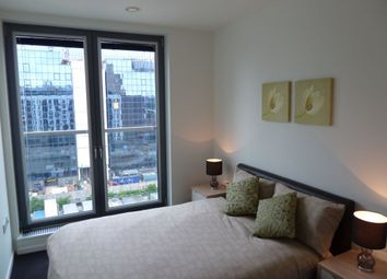 Thumbnail 1 bed flat to rent in Baltimore Tower, Canary Wharf, London