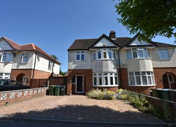 Thumbnail 5 bed semi-detached house for sale in Purbrock Avenue, Garston, Watford