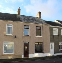 Thumbnail 4 bed terraced house for sale in Brooke Avenue, Milford Haven