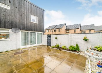 Thumbnail 3 bed semi-detached house for sale in Ainslie Road, Cumbernauld, Glasgow, North Lanarkshire