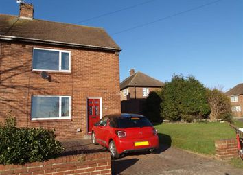Thumbnail 2 bed semi-detached house for sale in Clifton Road, Cramlington