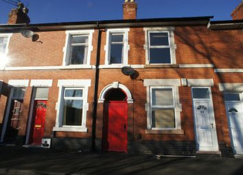 Thumbnail 3 bedroom property to rent in Werburgh Street, Derby