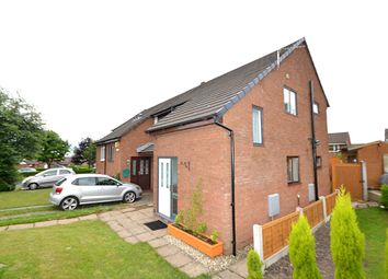 Thumbnail 1 bedroom flat for sale in Redstock Close, Westhoughton