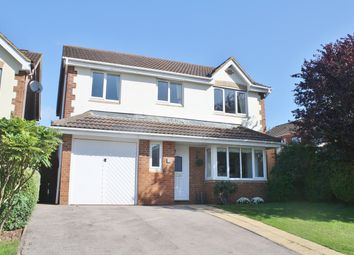Thumbnail 4 bed detached house for sale in Juno Drive, Lydney