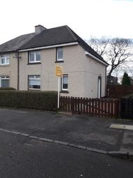 Thumbnail 4 bed semi-detached house to rent in West Avenue, Uddingston, Glasgow
