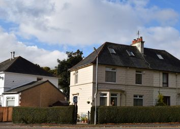 Thumbnail 4 bed semi-detached house for sale in 4 Auldbar Road, Mosspark, Glasgow