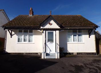 Thumbnail 2 bed bungalow for sale in Okehampton, Devon