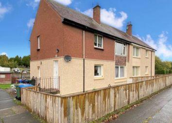 Thumbnail 1 bed flat for sale in Kinnaird Street, Stenhousemuir