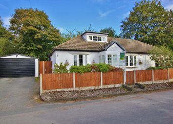 Thumbnail 4 bed detached bungalow for sale in Broad Lane, Lower Heswall, Wirral