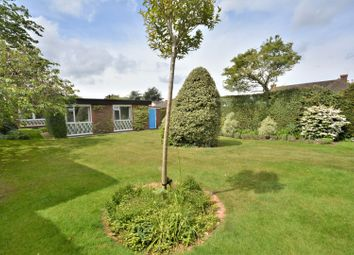 Thumbnail 3 bed detached bungalow for sale in The Paddock, Guildford