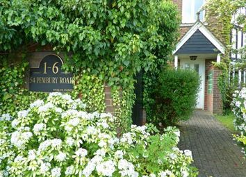 Thumbnail 2 bed flat for sale in Pembury Road, Tonbridge, Kent