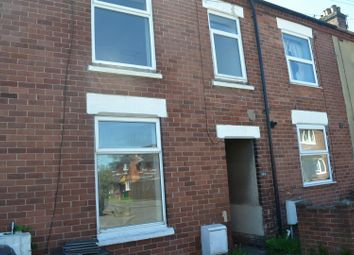 Thumbnail 2 bedroom terraced house for sale in Regent Street, Church Gresley, Swadlincote