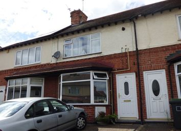 Thumbnail 2 bedroom terraced house to rent in Robinet Road, Beeston, Nottingham