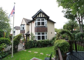 Thumbnail 4 bed detached house for sale in Albany Road, Hartshill, Stoke-On-Trent