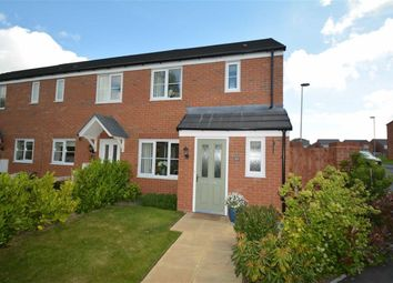 Thumbnail 3 bed end terrace house for sale in Ffordd Rowlands, Buckley