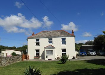 Thumbnail 6 bed detached house for sale in Perranporth