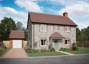 Thumbnail 3 bedroom detached house for sale in The Paddocks, Tytherington, South Gloucestershire