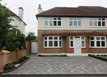 Thumbnail 3 bed semi-detached house to rent in New Road, Broxbourne, Hertfordshire