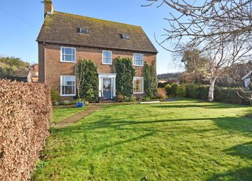 Thumbnail 5 bed detached house for sale in Egerton Road, Temple Ewell, Dover