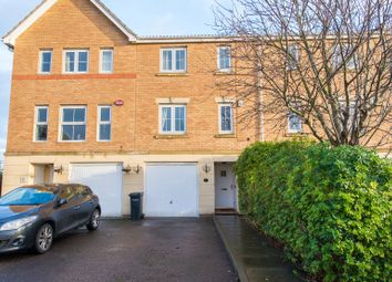 Thumbnail 4 bed town house for sale in Fenners Marsh, Gravesend
