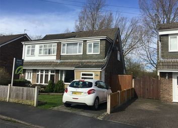Thumbnail 3 bed semi-detached house for sale in Monmouth Crescent, Ashton-In-Makerfield, Wigan, Lancashire