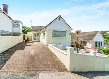 Thumbnail 3 bed bungalow for sale in Reddington Road, Higher Compton, Plymouth