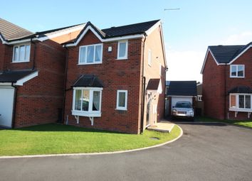 Thumbnail 2 bedroom detached house for sale in Taylors Place, Talke Pits, Stoke-On-Trent