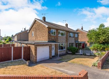 Thumbnail 3 bed semi-detached house for sale in Station Road, Bawtry, Doncaster