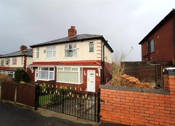 Thumbnail 3 bed property for sale in Callis Road, Bolton