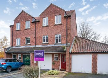 Thumbnail 4 bed semi-detached house for sale in Waterside, Boroughbridge