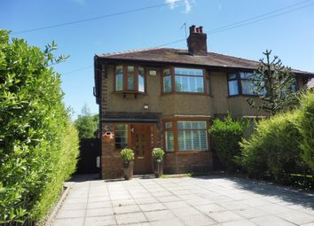 Thumbnail 3 bed semi-detached house for sale in Boundary Road, Prenton