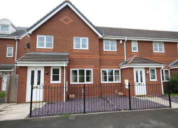 Thumbnail 3 bed town house to rent in Regency Square, Warrington