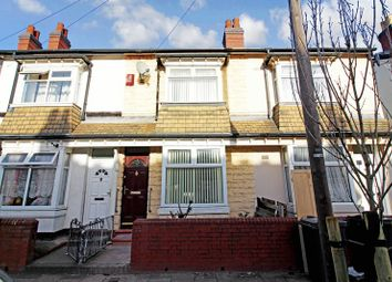 Thumbnail 2 bed terraced house for sale in Ashwin Road, Hockley, Birmingham