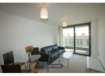 Thumbnail 1 bed flat to rent in Agnes George Walk, London