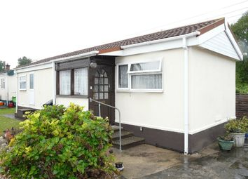 Thumbnail 2 bed mobile/park home for sale in Hutton Park, Hutton Moor Lane, Weston-Super-Mare