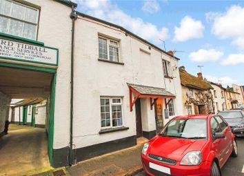 Thumbnail 2 bed terraced house for sale in Bridge Street, Hatherleigh, Okehampton