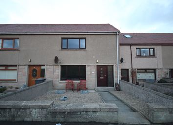 Thumbnail 2 bedroom terraced house for sale in 30 Lusylaw Road, Banff