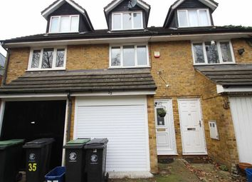 Thumbnail Terraced house for sale in Knighton Lane, Buckhurst Hill, Essex