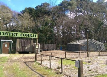 Thumbnail Leisure/hospitality for sale in Covert Combat, Scorrier Estate, Redruth
