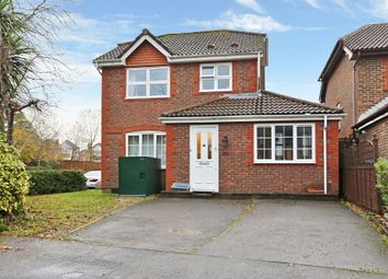 4 bed detached house for sale in Rothschild Close, Southampton SO19