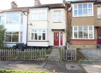Thumbnail 3 bedroom terraced house for sale in Tankerville Drive, Leigh-On-Sea