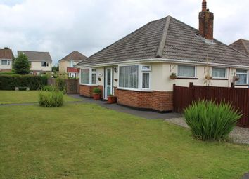 Thumbnail 2 bed detached bungalow for sale in Herbert Avenue, Parkstone, Poole