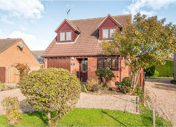 Thumbnail 3 bed detached house for sale in Gorefield Road, Leverington, Wisbech