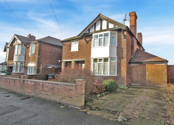 Thumbnail 3 bed detached house for sale in Morley Road, Thorneywood, Nottingham