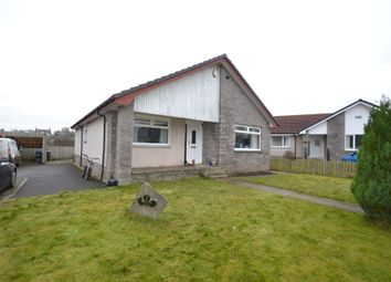 Thumbnail 3 bed bungalow for sale in Rogerhill Close, Lanark, Lanarkshire