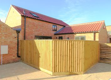 Thumbnail 2 bed barn conversion for sale in Priory Road, Downham Market, Norfolk