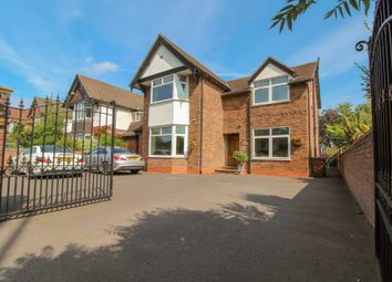 4 bed detached house for sale in Woodford Road, Woodford, Stockport SK7