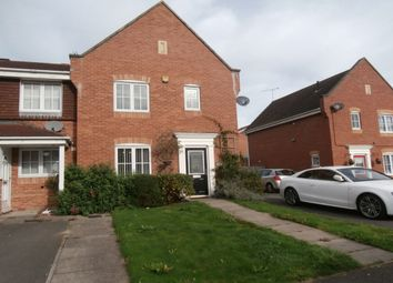 Thumbnail 3 bed terraced house to rent in Chaytor Drive, Nuneaton