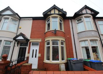 Thumbnail 3 bed terraced house to rent in Pine Avenue, Blackpool