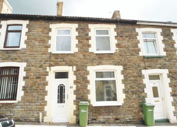 Thumbnail 2 bed terraced house for sale in Caerphilly Road, Senghenydd, Caerphilly
